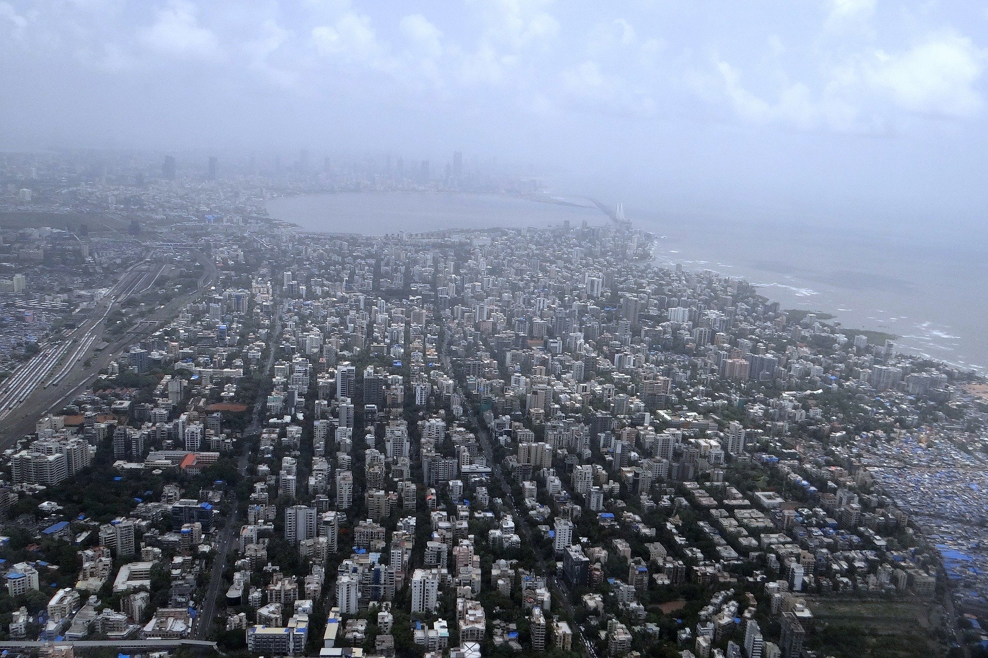 mumbai above