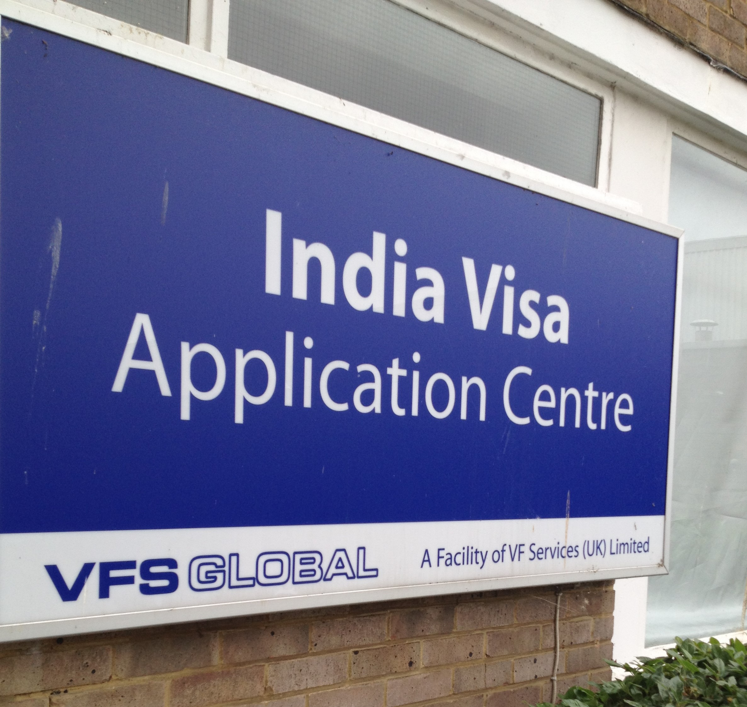 visa application centre